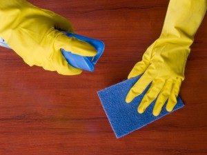 cleaning-furniture